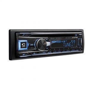 رادیو پخش آلپاینCDE-163EBT